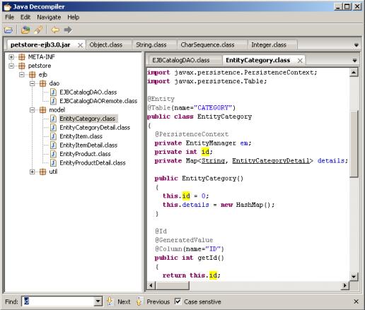 JD-GUI: Java Decompiler | Shuvankar Sarkar